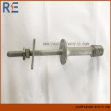 Гальванизированный хвостовик Crossarm Pin-Длинний для линии оборудования Поляк