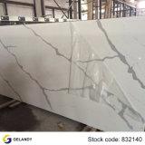 [20مّ] فائقة أبيض اصطناعيّة مرو حجارة لأنّ مطبخ [كونترتوب]
