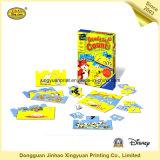 Gioco di scheda del gioco di scheda dei bambini/puzzle/giocattoli educativi