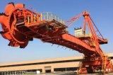 Reclaimer do empilhador do equipamento do armazenamento da fonte & homogeneização e sobressalentes