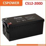Cspower 12V200ah wartungsfreie Gel-Batterie - Batterie USP, ENV