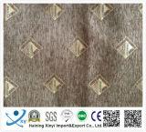 As telas amigáveis de Eco vendem por atacado a tela marroquina do sofá do Chenille do jacquard da tela de Upholstery de Dubai