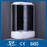 Cabina de cristal blanca de la ducha del precio bajo