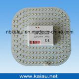 Indicatore luminoso di emergenza 2D LED del sensore di a microonde