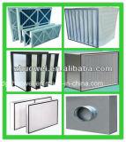 Индустрии; Коммерчески воздушные фильтры Cleanroom кондиционирования воздуха HVAC Ahu здания
