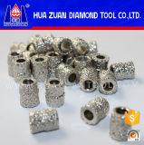 Синтер камня вырезывания & электрический провод увидели шарики для провода диаманта увидело