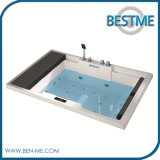 Rectange Form Bulit-in der Massage-Badewanne (BT-A1003)