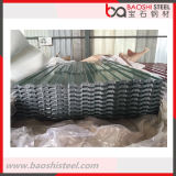 Da prova de aço do escape de Baoshi dossel ao ar livre decorativo do telhado do metal
