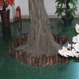 Вал клена напольного декора сада пользы искусственний