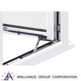 Aluminio/aluminio que resbala la ventana plegable del balcón