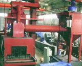 Machine de grenaillage de plaque en acier