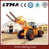 Ltma 40 Tonnen-Gabelstapler-Rad-Ladevorrichtungs-Vierradantrieb-Gabelstapler