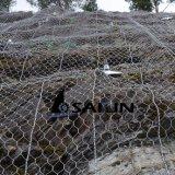 保護斜面Rockfallのための六角形の金網