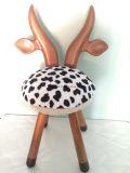 Табуретка кролика табуретки Bambi табуретки овец табуретки коровы табуретки мебели младенца мебели детей стула младенца твердой древесины животная