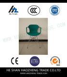 Piedi di seduta del hardware della scheda del bracciolo di plastica Hzpc145 - verde scuro