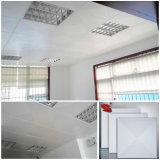 10 ans d'expérience de panneau de plafond acoustique anti-calorique en aluminium avec le GV