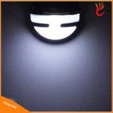 Die 2 LED-Solarlampen-Solargarten-Licht-Solarim freienlicht für Balkon-Portal-Zaun-Lichter imprägniern