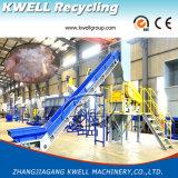 Recicl a película da máquina/do PE dos PP do desperdício capacidade elevada que recicl a linha