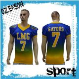 Pullover su ordinazione di football americano, uniformi sublimate di football americano