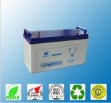 bateria Succinct deDesvanecimento do gel do reciclagem de 12V 100ah para o inversor
