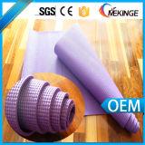 Estera de la gimnasia de la yoga de la experiencia del OEM para la marca de fábrica internacional