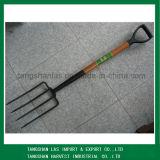 Вилка стали вилки сада инструмента вилки аграрная