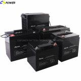 Bateria solar recarregável 12V200ah do gel da potência do armazenamento do fabricante para o UPS