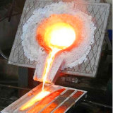 철 구리를 위한 중파 고주파 감응작용 녹는 로
