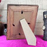أثر قديم أسلوب خشبيّة صورة إطار لأنّ أسرة زخرفة