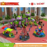 Matériel extérieur de cour de jeu d'enfants de parc d'attractions d'apparence attrayante