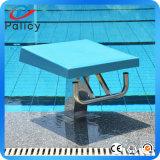 Blocos de início da competição de piscina padrão
