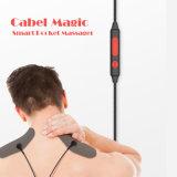 Massager eléctrico atado con alambre de múltiples funciones del cuello de la mejor calidad 2017