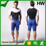 Мокрая одежда подныривания Triathlon неопрена людей