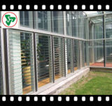 Het de duidelijke Luifel van het Glas/Glas van de Luifel voor het Glas van het Venster