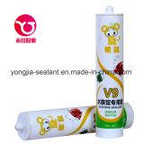 Adhesivo profesional de sellador de silicona para acuario (YH-V9)