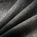 Ткань Spandex полиэфира черного хлопка Viscose для джинсыов джинсовой ткани