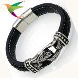 Kleines ledernes Armband der heißen Form-Stlb-17011018