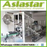 Линия упаковки завода автоматической питьевой воды бутылки заполняя