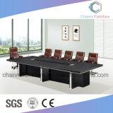 Mesa de reuniones de lujo del escritorio del ordenador del entrenamiento de los muebles de oficinas