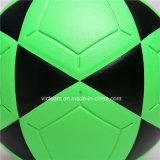[أونريفلد] عادية إرتداد اللون الأخضر حجم 3 4 5 كرة قدم
