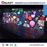 Visualización de LED de interior P1.904/P1.923/P2/P3 para hacer publicidad, etapas, estadio, teatro (de aluminio a presión la fundición)