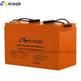 Solarbatterien, photo-voltaische Batterie 12V 100ah