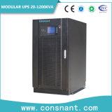 UPS in linea modulare ad alta frequenza di Consnant con 30-300kVA