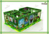 Cour de jeu d'intérieur de forêt de groupe de Kaiqi à vendre/cour de jeu d'intérieur cour de jeu de jungle de gosses d'intérieur de /Jungle