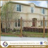 Конструкции строба дома цветов хорошего качества и загородка ковки чугуна
