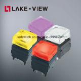 Interruttore di pulsante eccellente di sensibilità LED del contatto con il LED luminoso eccellente