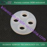 Parte della gomma di silicone con modellato o sporto