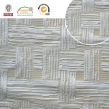 Più nuovo disegno di figura quadrata, ricamo della maglia per le tessile domestiche C20004