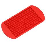 Umweltfreundliches Kammer-Silikon-Eis-Würfel-Tellersegment-Minieis-Würfel-kleine quadratische Form des Nahrungsmittelgrad-160