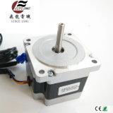 Motor de piso elevado 86mm do torque para a máquina de costura da impressão do CNC